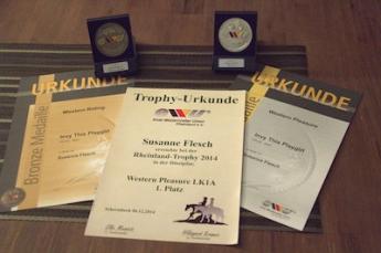 EWU 2014 - ein erfolgreiches Jahr